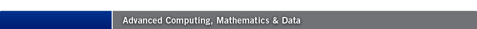 Computational Sciences & Mathematics