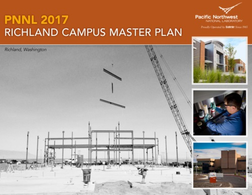 PNNL 2017 Richland Campus Master Plan