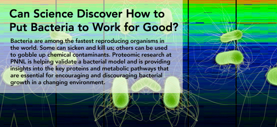 Can Science Discover How to Put Bacteria to Work for Good?