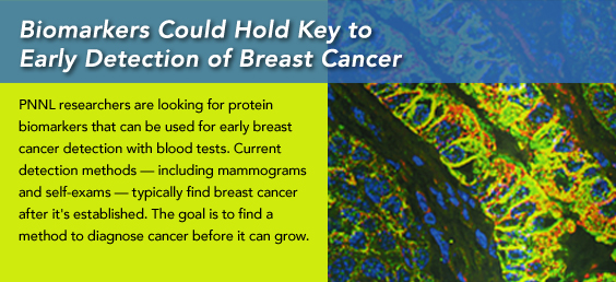 Biomarkers Could Hold Ley to Early Detection of Breast Cancer