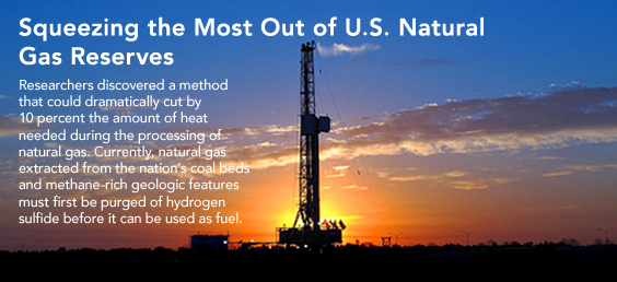 Squeezing the Most out of U.S. Natural Gas Reserves