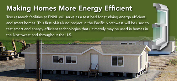 Making Homes More Energy Efficient