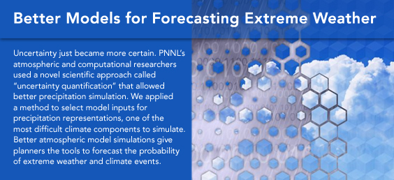 Better Models for Forecasting Extreme Weather