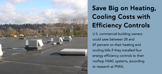 Save Big on Heating, Cooling Costs with Efficiency Controls