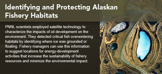 Identifying and Protecting Alaskan Fishery Habitats