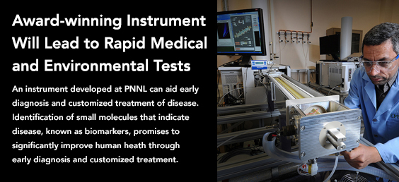 Instrument Will Lead to Rapid Medical and Environmental Tests