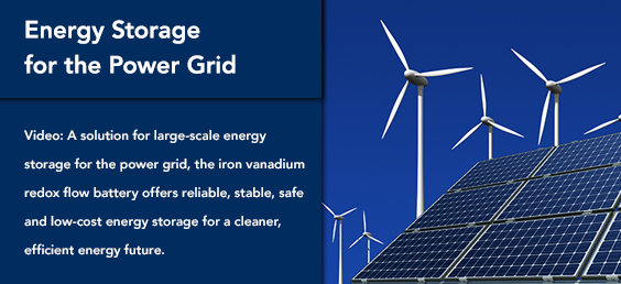 Energy Storage for the Power Grid