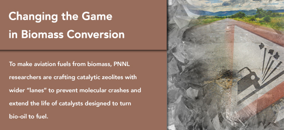 Changing the Game in Biomass Conversion