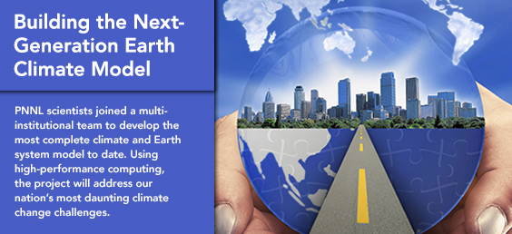 Building the Next-Generation Earth Climate Model