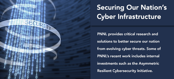 Securing our nation�s cyber infrastructure