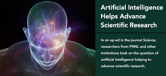 Artificial Intelligence Helps Advance Scientific Research