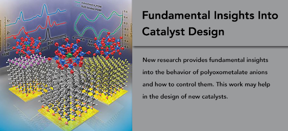 Fundamental insights into catalyst design