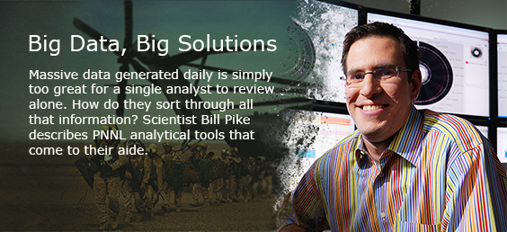 Big Data, Big Solutions