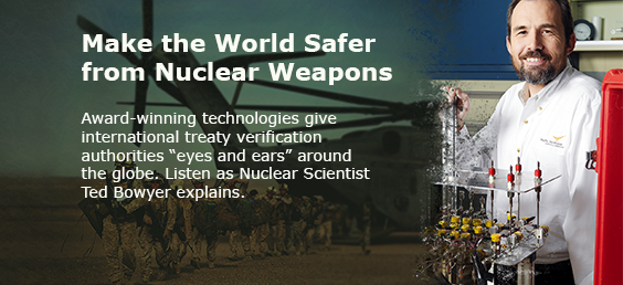 Make the World Safer from Nuclear Weapons