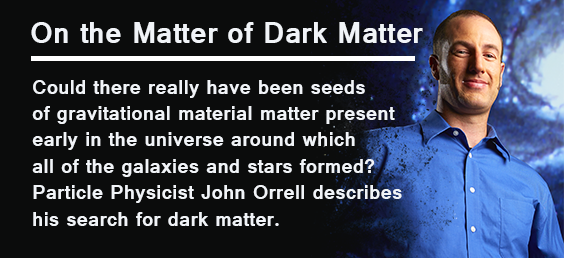 On the Matter of Dark Matter