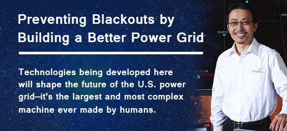 Preventing Blackouts by Building a Better Power Grid