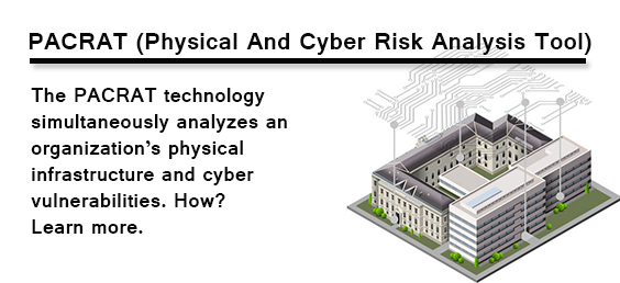 PACRAT (Physical And Cyber Risk Analysis Tool)