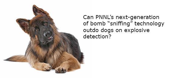 Can PNNL's next-generation of bomb