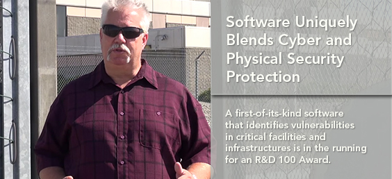 Software Uniquely Blends Cyber and Physical Security Protection