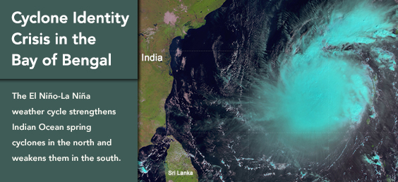 Cyclone Identity Crisis in the Bay of Bengal