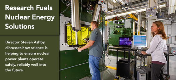 Research Fuels Nuclear Energy Solutions