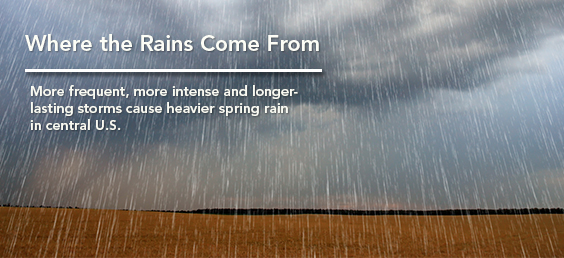 Where the Rains Come From