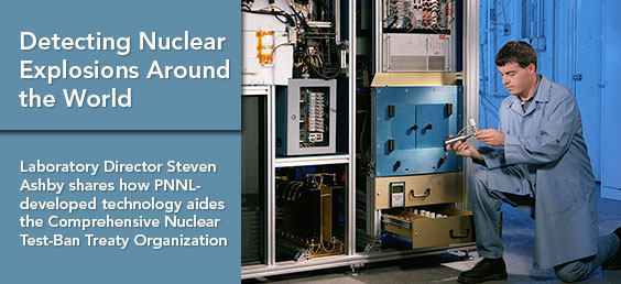 Detecting Nuclear Explosions Around the World