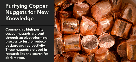 Purifying Copper Nuggets for New Knowledge