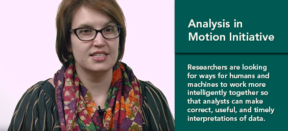 Analysis in Motion Initiative