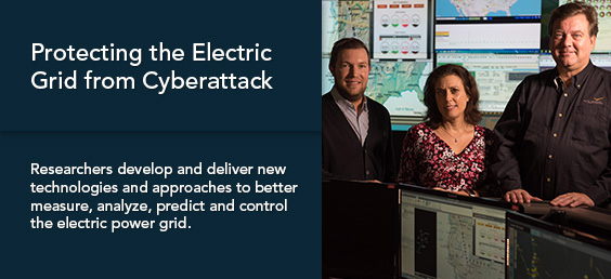 Protecting the Electric Grid from Cyberattack