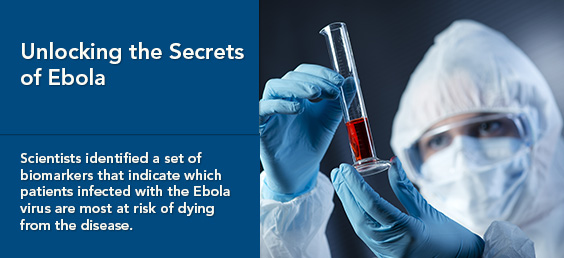 Unlocking the Secrets of Ebola