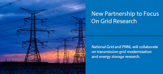 New Partnership to Focus on Grid Research