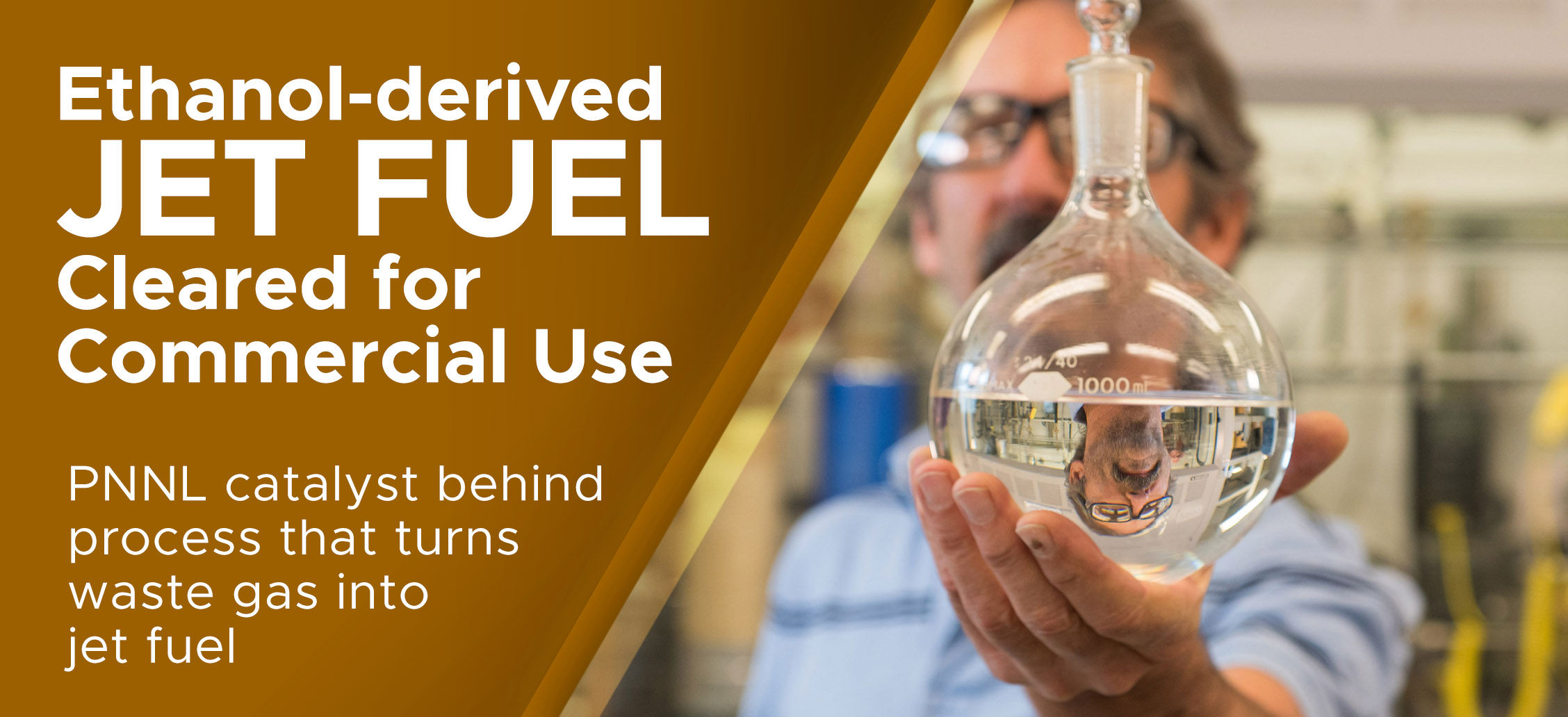 Ethanol-derived Jet Fuel Cleared for Commerical Use