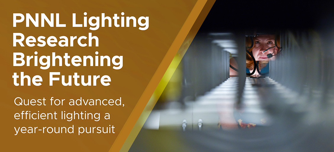 PNNL Lighting Research Brightening the Future