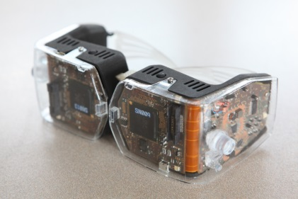 Real Vision Head-Mounted Display