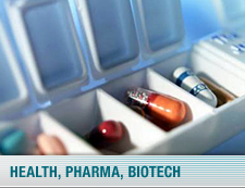 Health, Pharma & Biotechnology