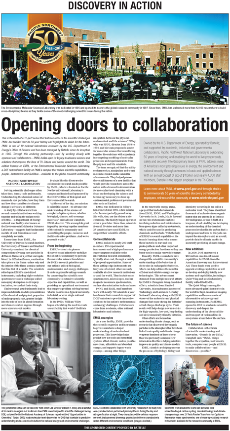 Opening doors to collaboration