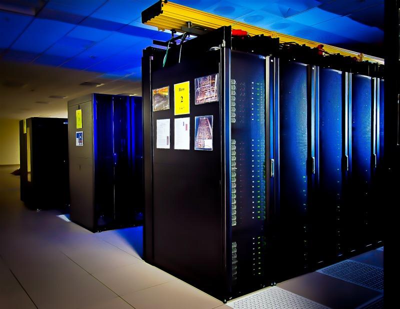 PNNL's Olympus Supercomputer
