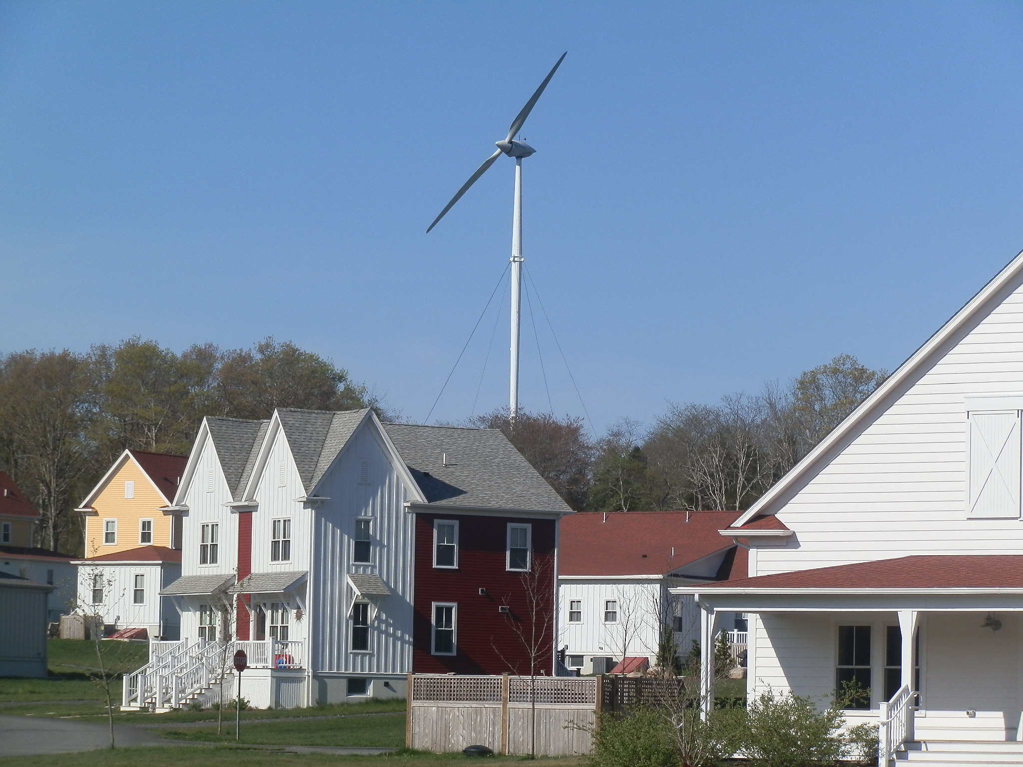 Pnnl News Localized Wind Power Blowing More Near Homes