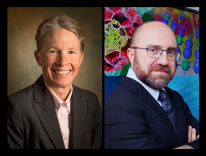 PNNL appoints two scientists to head fundamental science directorates