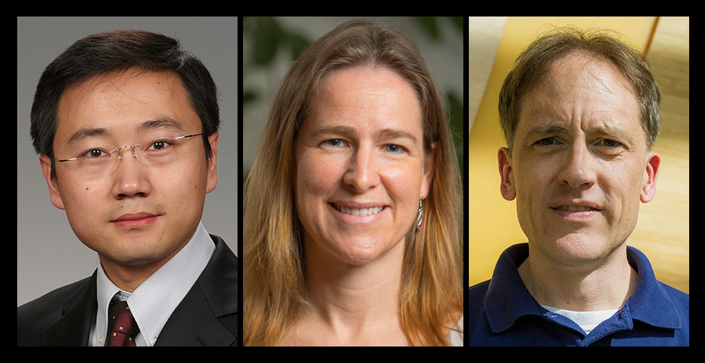 Three PNNL scientists receive DOE Early Career Research awards