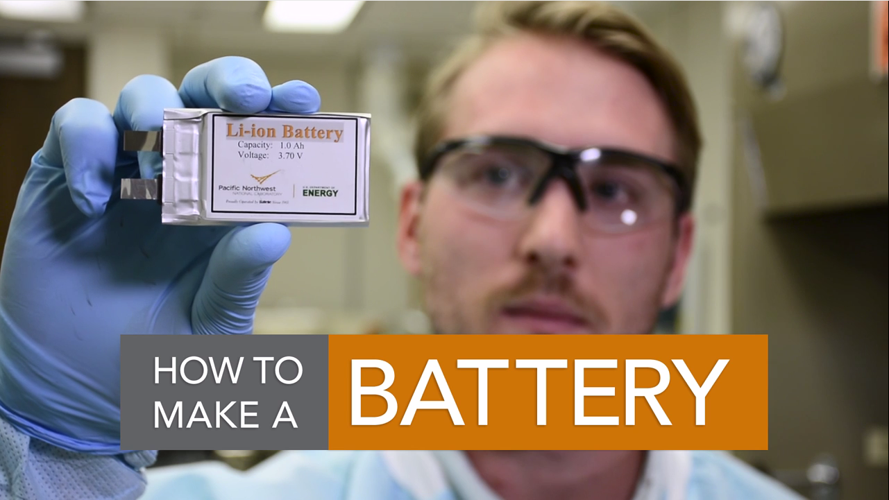 Feature: How to make a battery in 7 easy steps (with video)