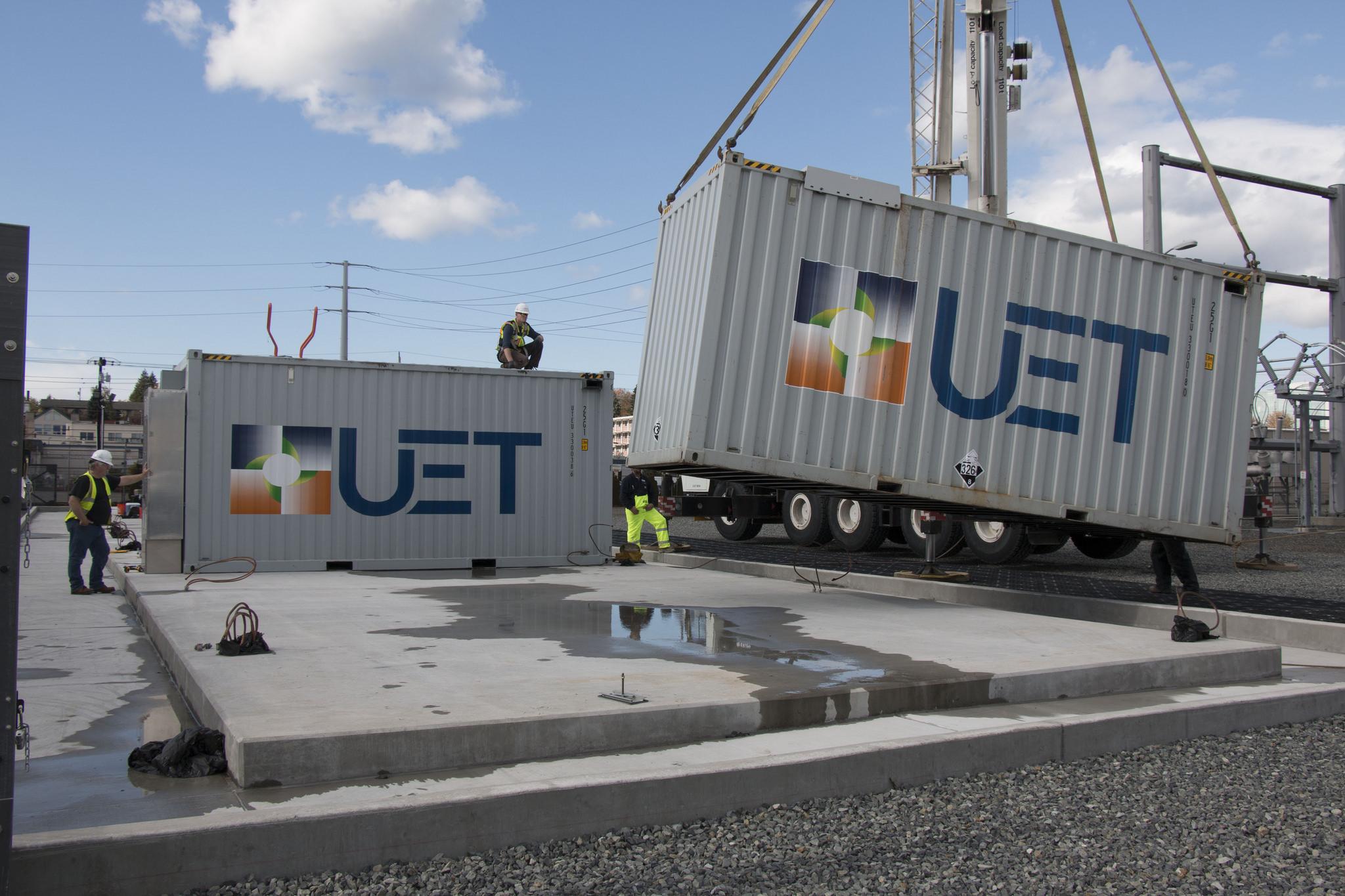 UET Battery Based on PNNL Tech Given EPA Green Chemistry