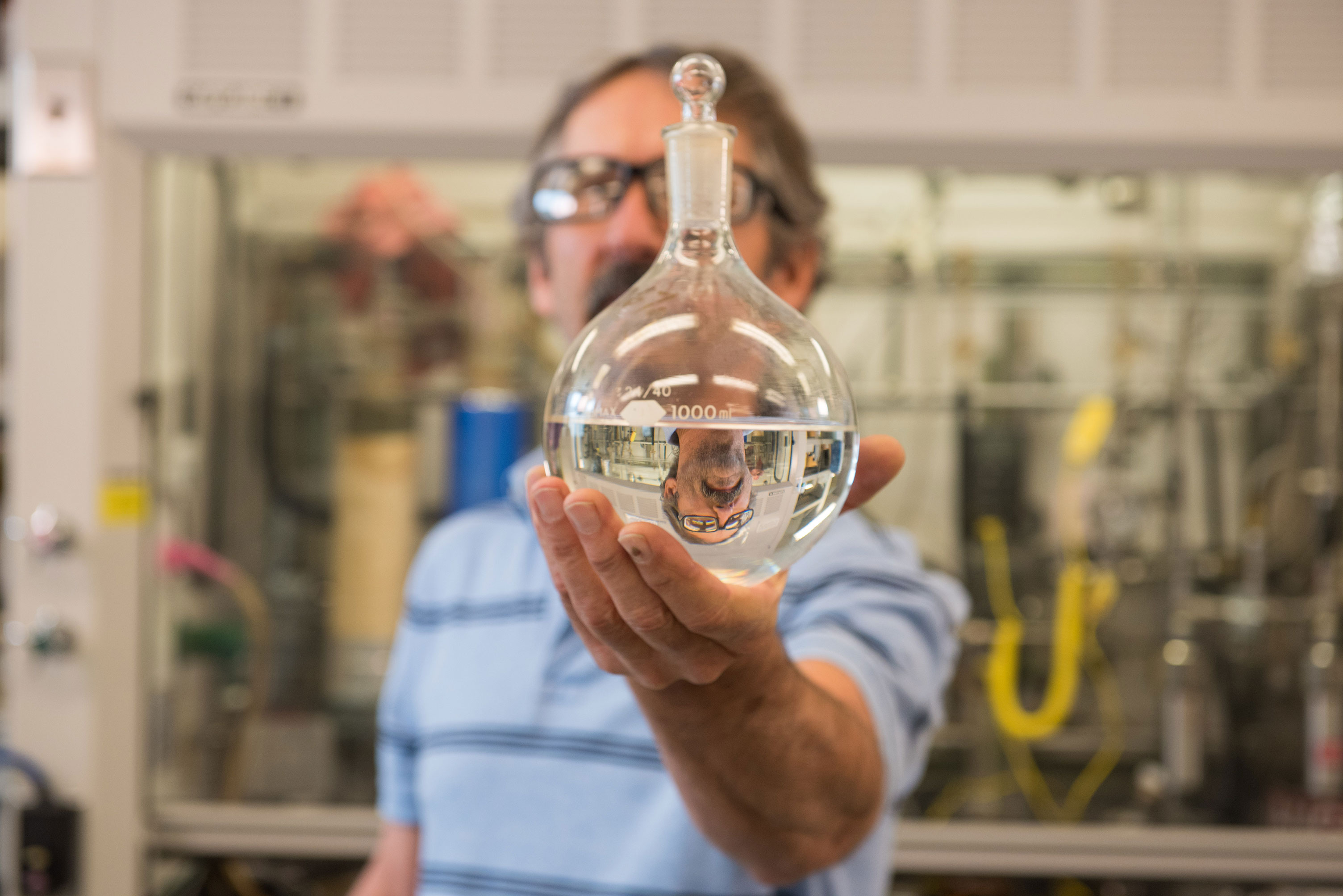 Converting Waste Gas Into Jet Fuel