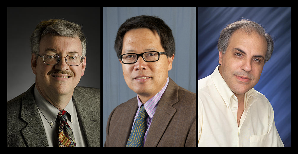 Three PNNL scientists elected to the Washington State Academy of Sciences