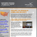Around the Region in Homeland Security