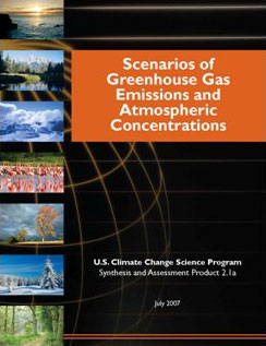 Scenarios of Greenhouse Gas Emissions and Atmospheric Concentrations