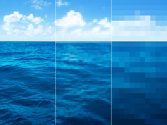 an all-ocean world of climate modeling.