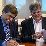 PNNL ASU Sign Agreement