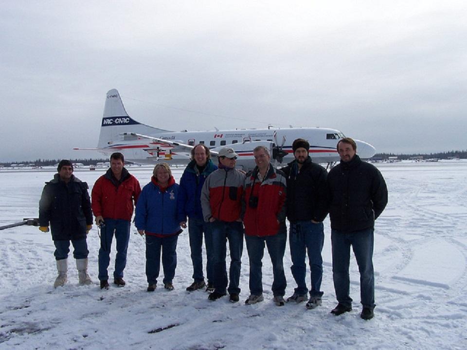 Steven Ghan on Alaska campaign